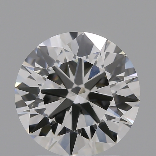CVD Diamond 1.55ct F VVS2 Round Brilliant Cut IGI Certified Stone