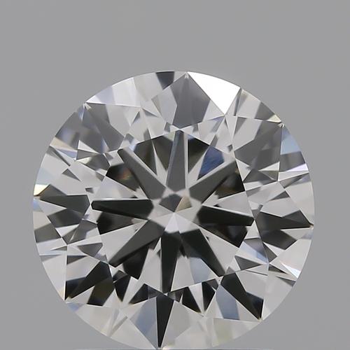 CVD Diamond 1.55ct F VVS2 Round Brilliant Cut IGI Certified Stone