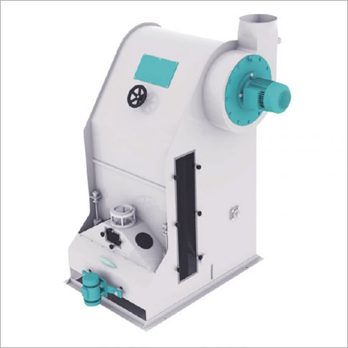 Flour Mill Radial Scanner Machine