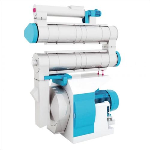 Pellet Press Machine Capacity: 50 Ton/Day