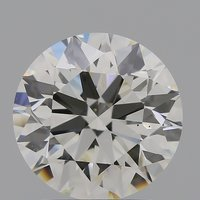 CVD Diamond 2.25ct J VS2 Round Brilliant Cut IGI Certified Stone
