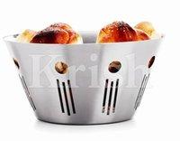 Deep Bread Basket - Rain Drop