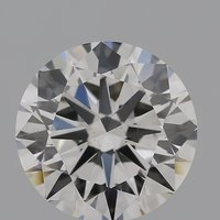 CVD Diamond 2.00ct G VS2 Round Brilliant Cut IGI Certified Stone