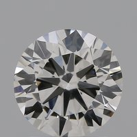 CVD Diamond 1.50ct H VS2 Round Brilliant IGI Certified Stone