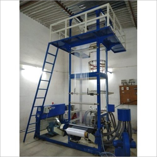 Aradhya 35 Biodegradable Corn Starch Bag Film Making Machine