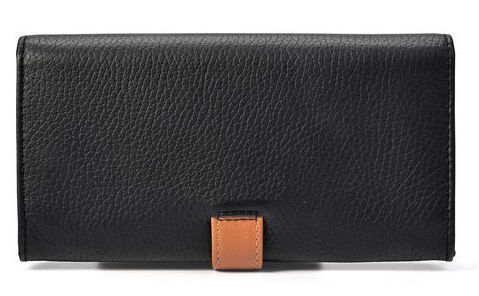 Zip Wallet - Black