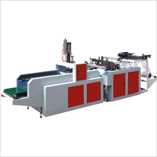 Fully Automatic Biodegradable Carry Bag Making Machine