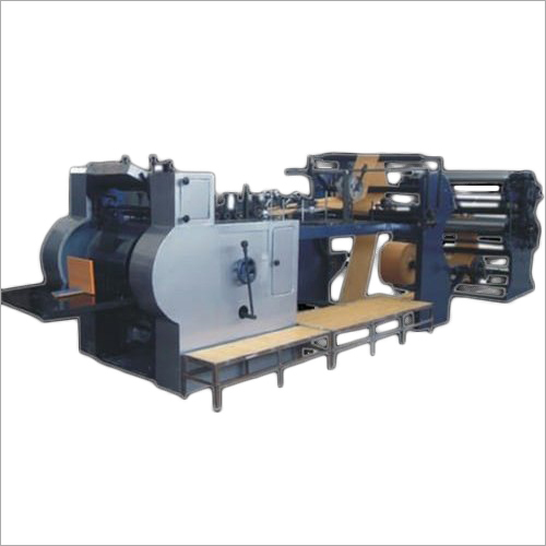 Carry Paper Bag Making Machine