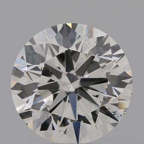 CVD Diamond 2.19ct H SI1 Round Brilliant Cut IGI Certified Stone