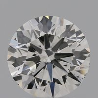 CVD Diamond 2.19ct H SI1 Round Brilliant Cut IGI Certified Stone