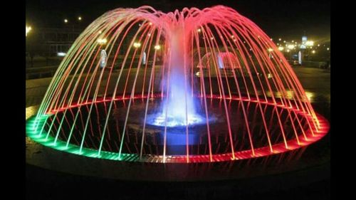 Dome Fountain