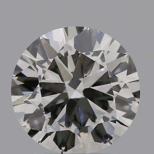 CVD Diamond 2.00ct H SI2 Round Brilliant Cut IGI Certified Stone