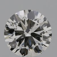 CVD Diamond 2.00ct H SI2 Round Brilliant Cut IGI Certified Stone