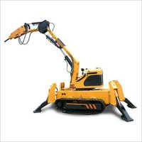 Concrete Demolition Robot