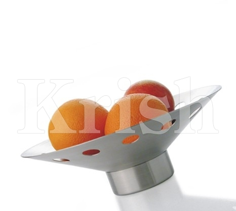 Fruit Bowl with a Base Uniquer