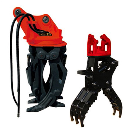 Hydraulic Scrap Grapple