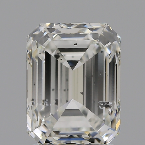 CVD Diamond 2.04ct G SI2 Emerald Shape IGI Certified Stone