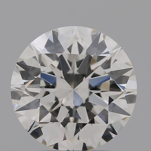 CVD Diamond 2.07ct H VS2 Round Brilliant Cut IGI Certified Stone