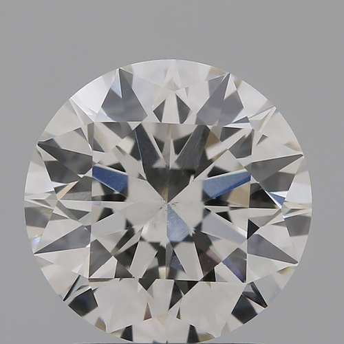 CVD Diamond 2.07ct H VS2 Round Brilliant Cut IGI Certified Stone