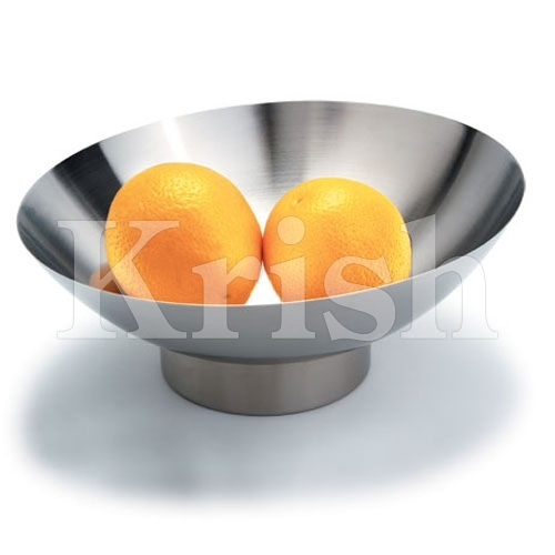 Fruit Bowl With a Base - Elegant
