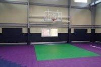 Badminton Court Flooring Pp Tile