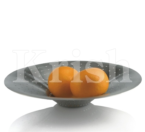 Pearl Fruit Bowl with Small Holes