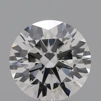 CVD Diamond 1.50ct F VVS2 Round Brilliant Cut IGI Certified Stone