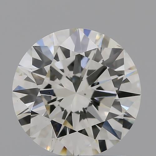 CVD Diamond 1.28ct I VS2 Round Brilliant Cut IGI Certified Stone
