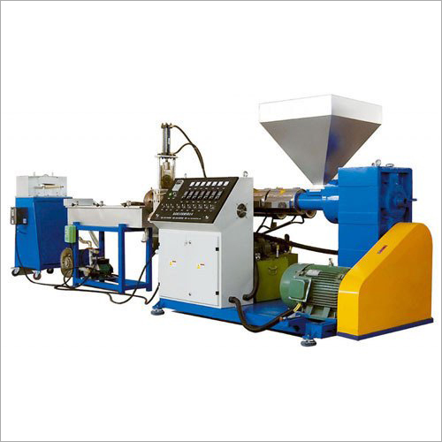 Plastic Recycling Plant And Machine