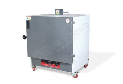 High Temperature Oven Certifications: Iso 9001 : 2015