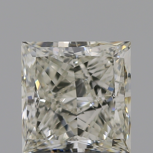 CVD Diamond 2.00ct I VS1 Princess Cut IGI Certified Stone
