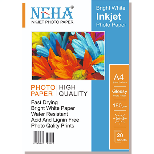 High Quality Photo Paper