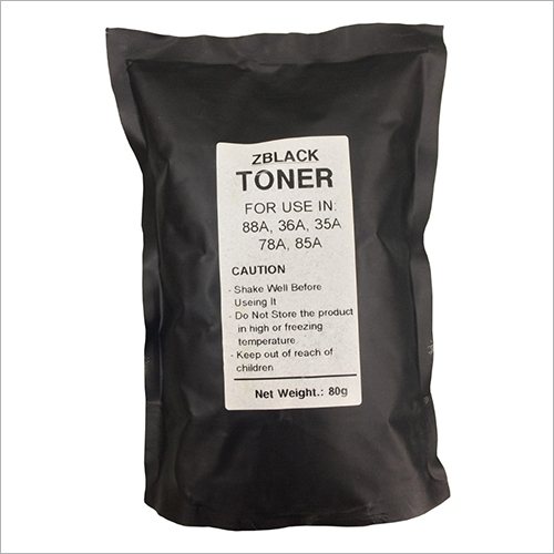 Z Black Tonner Ink
