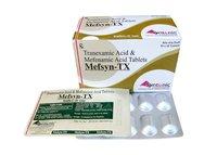Mefenamic Acid 250mg + Tranexamic Acid 500mg