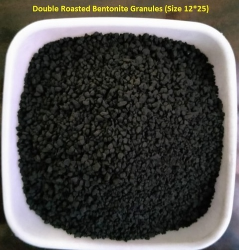 Double Roasted Bentonite Granules (Size 12x25)