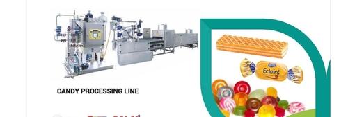 Candy Making Machinery
