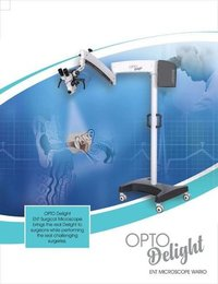 ENT Operating Microscope ( Model Delight LED)