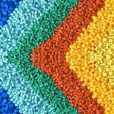 Coloured ldpe Granules
