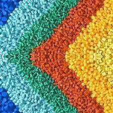 coloured ldpe Granules