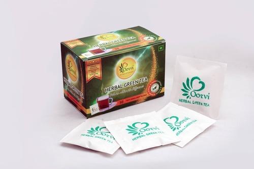 Organic Herbal Green Tea