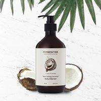 Fermenzyme Nourishing Coconut Body Cleanser