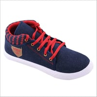 Mens Non Slip Canvas Shoes