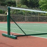 Lawn Tennis pole - movable