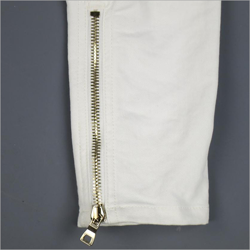 Cloth Copper Zipper