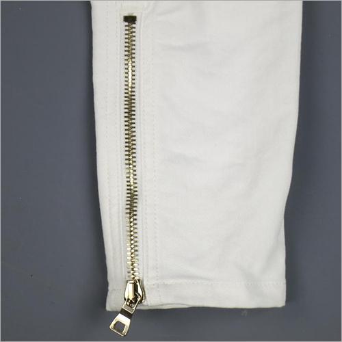Cloth Copper Zipper