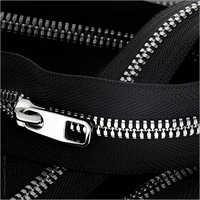Pin Lock Zipper