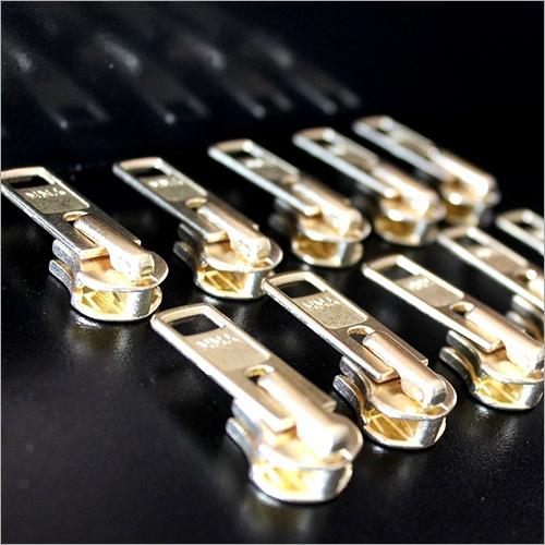 Nickel Zipper Slider