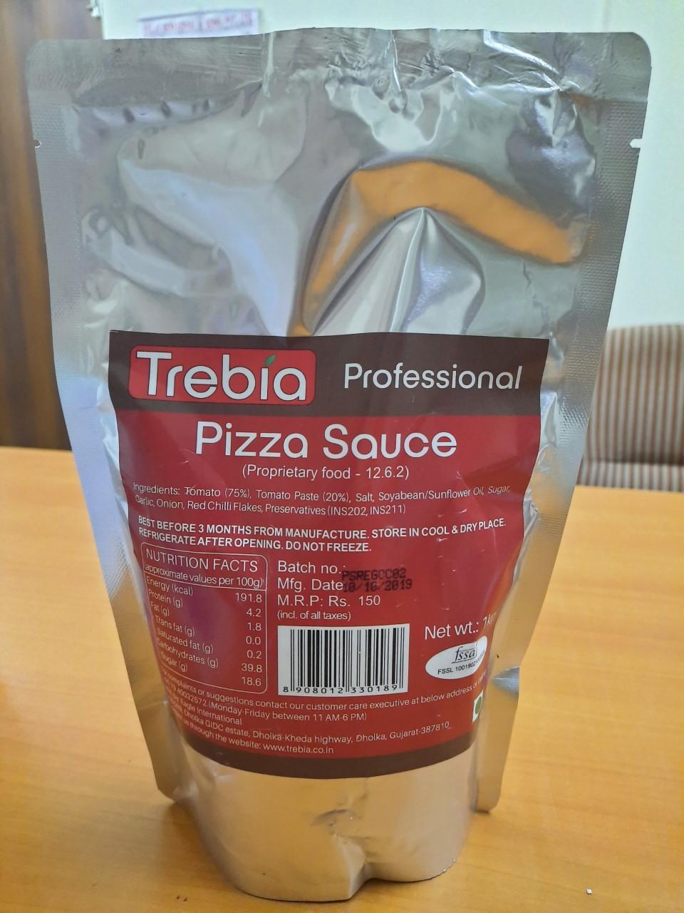 Pizza Pasta Sauce