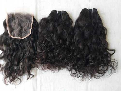 Raw Unprocessed Deep Wave Hair