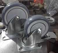 Hospital Bed Caster Wheel